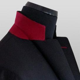 Personaliza el Pie de Cuello - Exquisuits trajes online