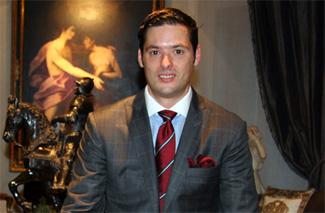 Hugo de Juana - Creador de la Plataforma de trajes Online Exquisuits