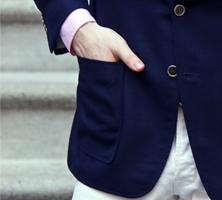 Personaliza el tipo y estilo de Bolsillos - Exquisuits trajes online