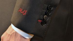 Personaliza tu traje con iniciales o mensaje - Exquisuits
