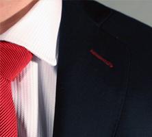 Personaliza el color de Hilo de los ojales - Exquisuits trajes online