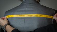 Tomate las medidas para tu traje - Exquisuits