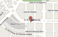toma de medidas sastreria exquisuits y arreglos en centro comercial Madrid Sur