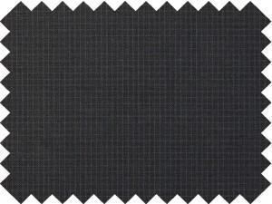 Negro Mini cuadro azul