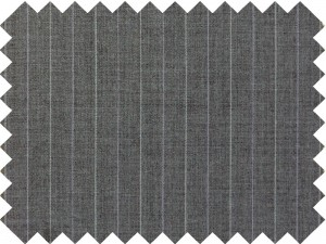 Diplomático gris raya lila suave