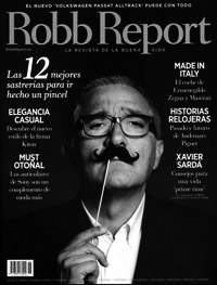Mention Exquisuits in Robb Report