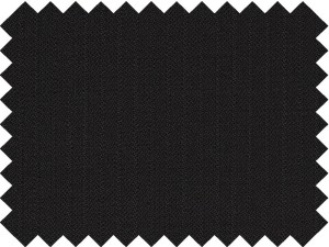 Falso liso raya negro