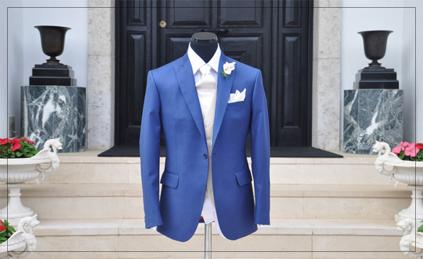 custom made suits luxury collection