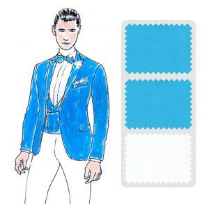 Look 10 Colección trajes a medida Ceremonia Exquisuits