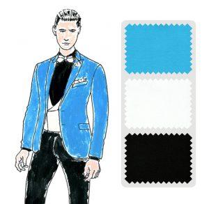 Look 9 Colección trajes a medida Ceremonia Exquisuits