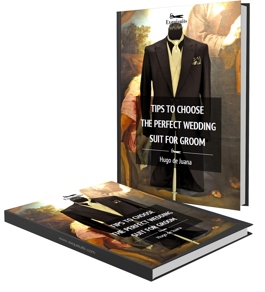 Cover of the Book Tips to Choose the Perfect Wedding Suit for Groom