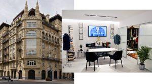 Atelier de Exquisuits en el Edificio Sota de Bilbao