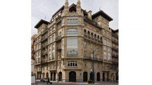 Nuestra sastrería está en el emblemático Edificio Sota de Bilbao