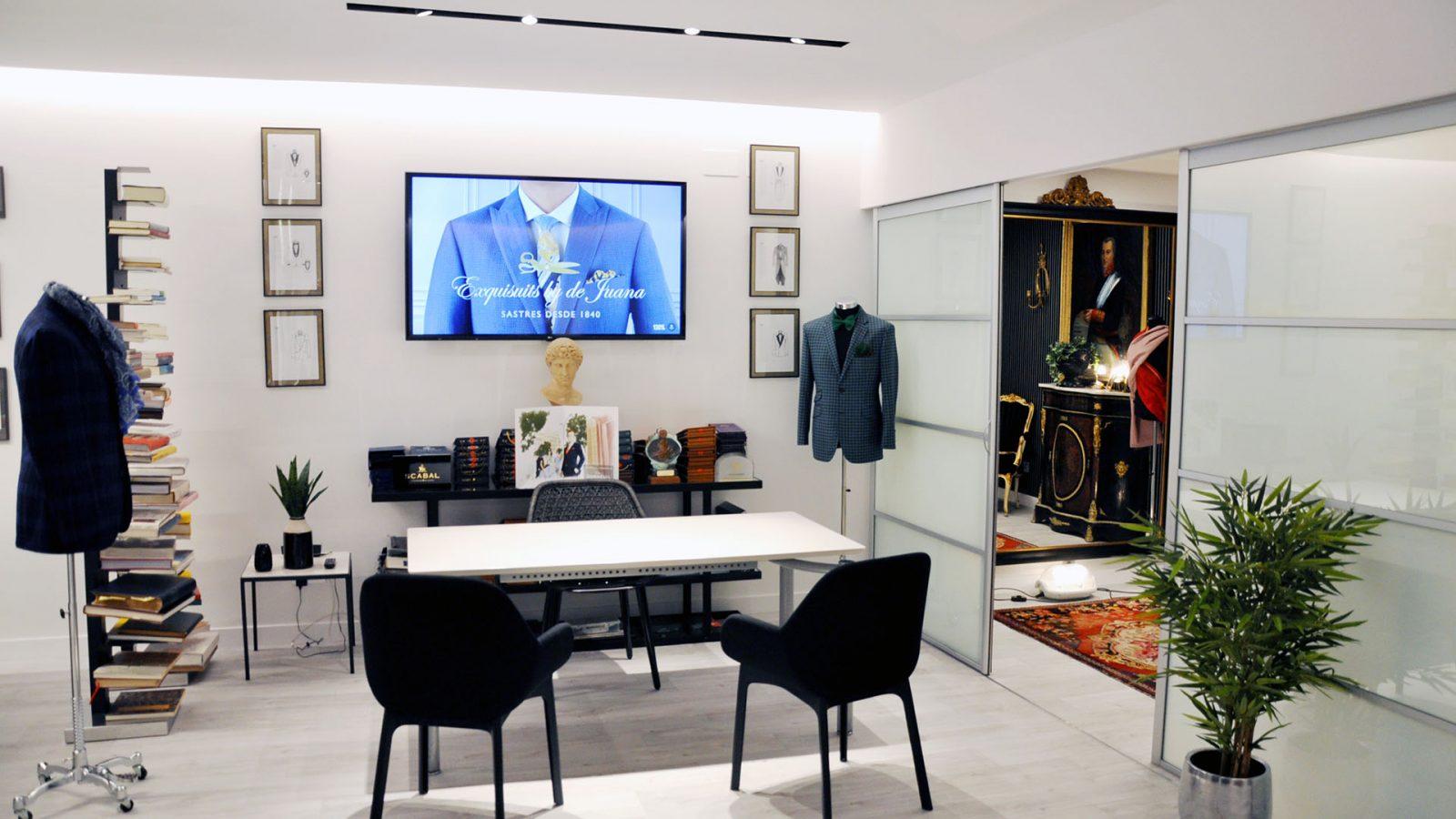 Foto Interior de Nuestro Atelier