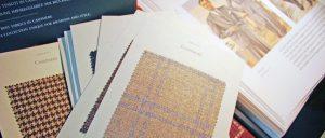Primeras firmas de Tejidos - Trajes a Medida Online Exquisuits